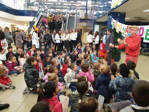 Sanremo: l'Istituto Comprensivo Centro Levante al Festival della Salute (foto)