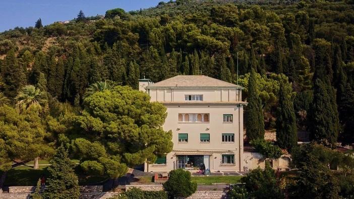 """Imperia: ISAH ha acquistato la Villa Galeazza su Capo Berta, """"Un sogno che si realizza"""""""