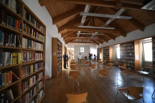 Ventimiglia: domani riapre la Biblioteca Aprosiana con tante novità per aumentare l'offerta