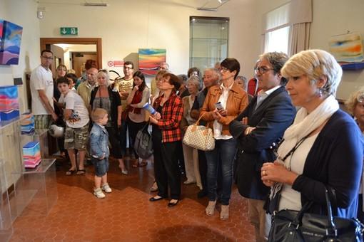 Sanremo: sabato l'inaugurazione della mostra di Cristiana Fioretti