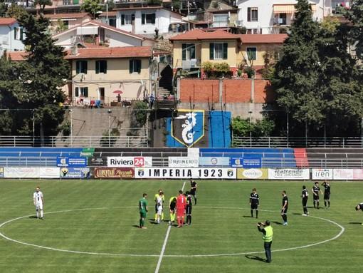 Calcio: allo stadio Nino Ciccione l'Imperia esce sconfitta dalla partita contro il Casale 1-2
