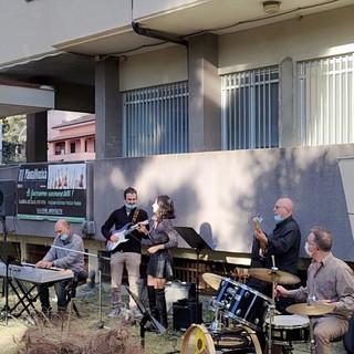 Imperia: inaugurata la nuova sede dell'associazione 'Panta Musicá, Amici della Musica' (Foto)