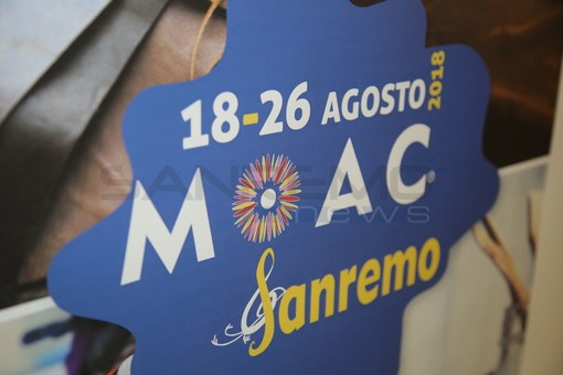 Sanremo: 50° MOAC, oggi alle 18 saluto ufficiale ad espositori ed organizzatori da parte dell'Amministrazione e consegna delle opere realizzate appositamente