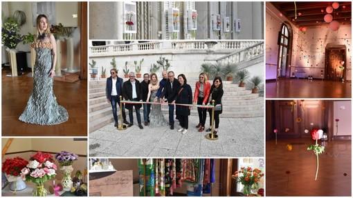 Sanremo: inaugurata questa mattina la terza edizione di 'Villa Ormond in Fiore', due giorni con Floranga (Foto e Video)