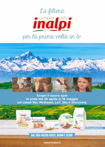 Inalpi si racconta all'Italia