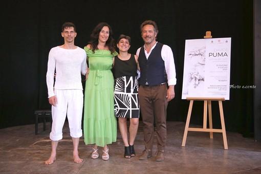 Bordighera: inaugurata oggi la mostra 'La fine del male' dedicata all'artista Davide Puma (foto)
