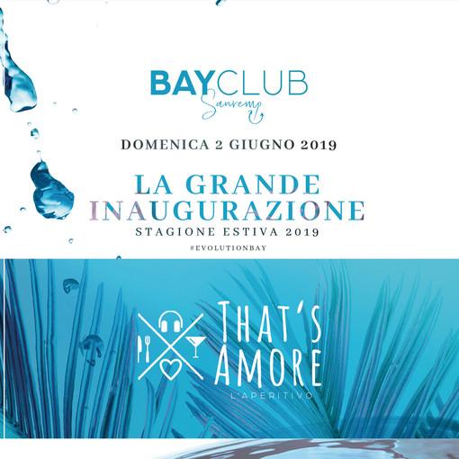 Sanremo: il Bay Club si prepara alla nuova stagione con un restyling. Tre inaugurazioni speciali per i format più esclusivi dell'estate 2019