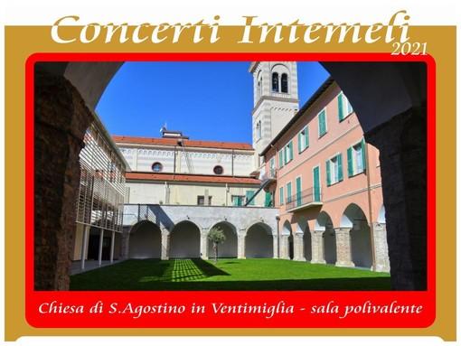 Ventimiglia: mercoledì prossimo, concerto alla sala polivalente della Chiesa di S. Agostino