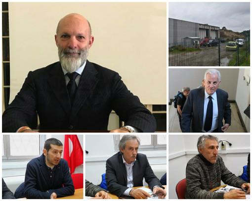 """Caos Rivieracqua, i sindacati proseguono lo stato d'agitazione, la società sul depuratore: """"Lavori portati a termine entro la prossima settimana"""" (foto e video)"""