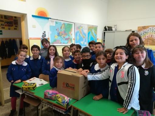 #Ioleggoperché2019, l'esperienza raccontata dei bimbi dell'I.C. Sanremo Centro Levante