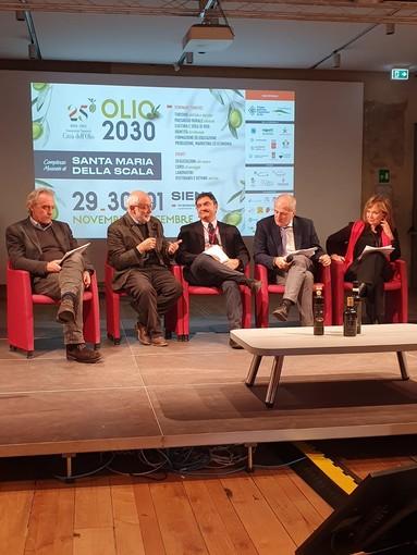 'Stati Generali dell'Olio' a Siena: Taggia c'è, con l'assessore Espedito Longobardi e tre frantoi
