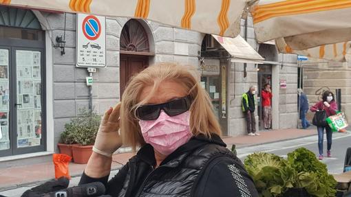 Ad Alassio mascherina obbligatoria nel 'Budello': decisione che potrebbe essere presa anche nella nostra provincia?