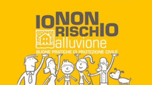 """""""Io non rischio"""": campagna nazionale per le buone pratiche di protezione civile sabato a Cervo"""