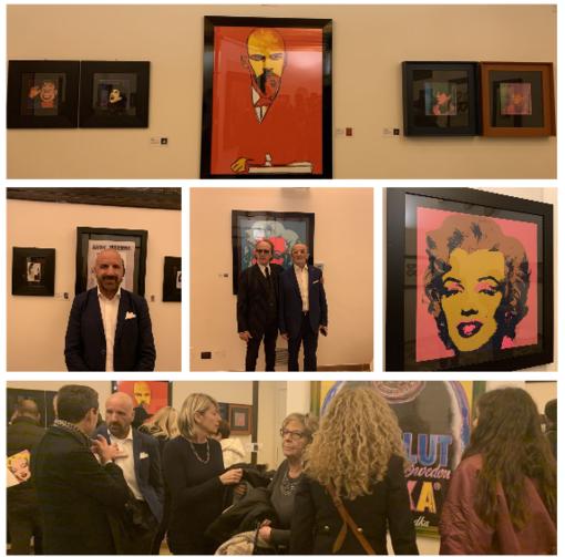 Limone Piemonte loves Andy Warhol: dal 7 dicembre al 15 marzo in esposizione la mostra al Grand Palais Excelsior