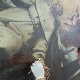 Stile Artigiano 2020: il restauro delle opere d'arte con il Laboratorio Bonifacio