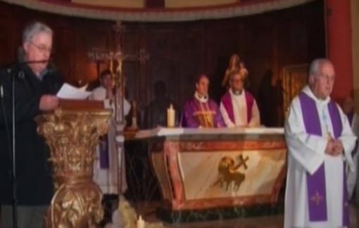 150° anniversario apparizione della Madonna di Lourdes. Fotocronaca del pellegrinaggio della diocesi di Ventimiglia-Sanremo febbraio 2008, prima parte