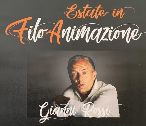 L'estate in 'FiloAnimazione' con Gianni Rossi, stasera a Diano Marina l'omaggio a Ennio Morricone