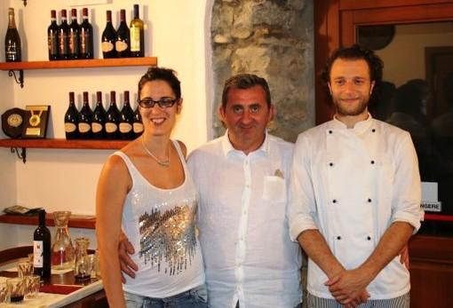 """Notizia gourmet dalla valle Nervia: riapre l'agriturismo """"Le Caprette"""" del Parco di Pigna"""