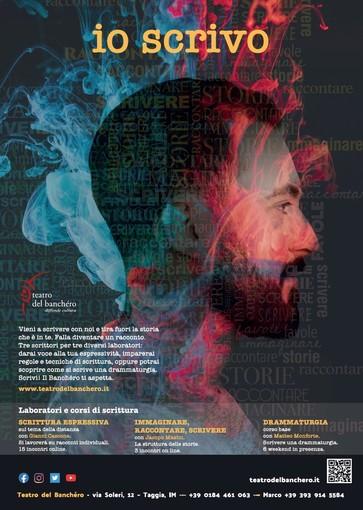 Scrittura, dal Banchéro tre laboratori aperti a tutti con Gianni Cascone, Jacopo Masini e Matteo Monforte
