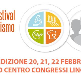 La regione Liguria sarà ospite del Festival del giornalismo alimentare e l'Associazione Ristoranti della Tavolozza proporrà un menù con i fiori.