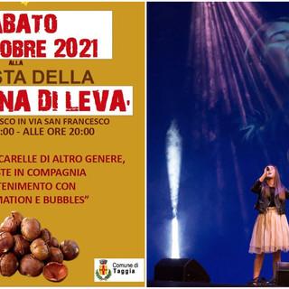 Taggia: oggi, dalle 14 torna la Festa della Castagna di Levà. Guest star la cantante Diletta Genovese