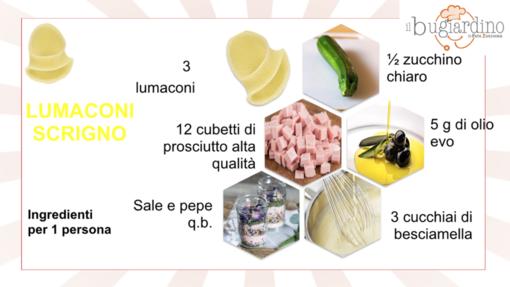 """Felici e veloci, le nuove (video)ricette di Fata Zucchina: oggi cuciniamo i """"lumaconi"""""""