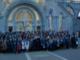 Seconda parte del 150° anniversario apparizione della Madonna di Lourdes.