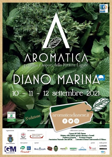'Aromatica - Profumi e Sapori della Riviera Ligure' a Diano Marina