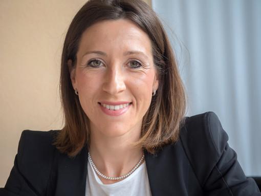 Laura Cane, presidente del consiglio comunale di Taggia, con delega alla cultura