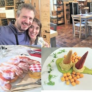 A Mondovì (CN): La Crota, il calore di una cantina con un'ottima cucina.