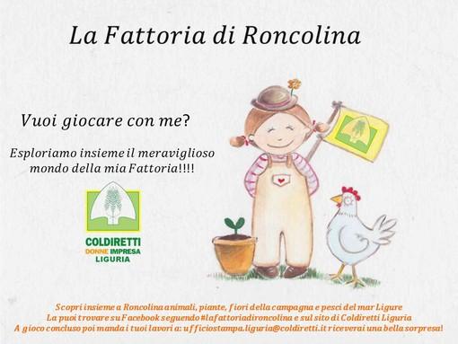 La fattoria di Roncolina: arriva la sorpresa di Pasqua di Coldiretti Donna Impresa Liguria