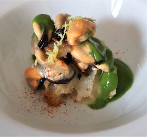 A Sarzana (SP) per provare l'ottima cucina dello chef Giacomo Devoto, un giovane di grande talento.