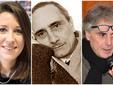 Laura Cane, Tommaso Landolfi e Lamberto Garzia