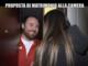 Ventimiglia: l'inviata delle Iene Alice Martinelli da Flavio Di Muro per la proposta di matrimonio alla Camera, ma arrivano polizia e carabinieri (video)