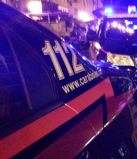Bordighera: cede l'asfalto sulla carreggiata in via Pasteur, strada chiusa al traffico in serata