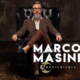 Marco Masini al Roof Garden del Casinò di Sanremo