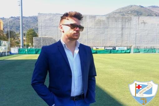 """Calcio, Sanremese. E' iniziata per Marcello Panuccio l'avventura matuziana: """"La valorizzazione dei giovani del territorio è il primo obiettivo della società"""""""