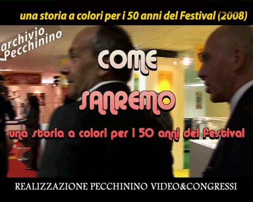 #Sanremo2008: riviviamo la mostra 'Come Sanremo 50 anni...' al Palafiori