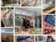 Target: la maison Daphnè di Sanremo tra grandi artisti, opere d'arte su tessuto e iniziative solidali