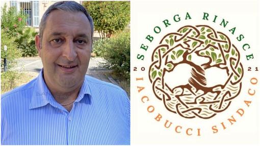 Massimiliano Chicco Iacobucci si candida a sindaco di Seborga: ecco il simbolo del suo gruppo