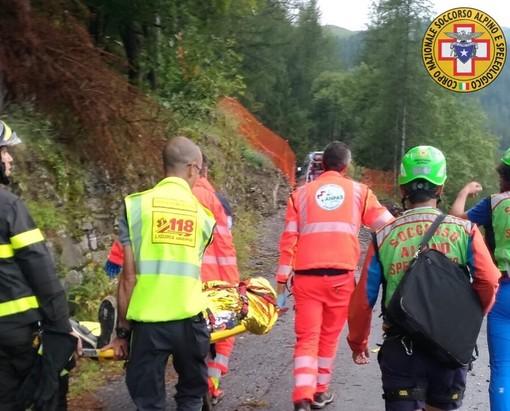 """Monesi: motociclista muore a Mendatica, aveva sbagliato strada trovandosi all'improvviso nella """"zona rossa"""". Era un 32enne di Alba"""