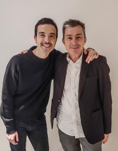 Al #Sanremo2020, conclusa per Radio Onda Ligure 101 una settimana ricca di interviste (foto)