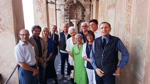 Imperia: grande partecipazione all'inaugurazione della mostra su Bernardo Asplanato