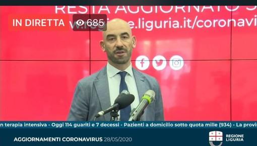 """Coronavirus, Bassetti: """"Liguria esclusa dall'uso del Remdesivir per scelte politiche. Si sono preferite regioni con molti meno malati. Decisione non meritocratica"""" (Video)"""