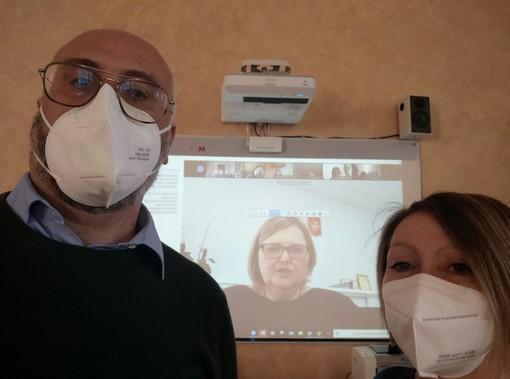 Sanremo: il Liceo G.D. Cassini 'viaggia' in Europa. Conclusa la mobilità virtuale con la Lituania