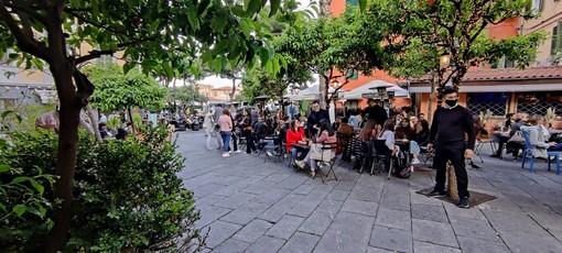 Sanremo: la Giunta 'allunga' la delibera Spazio Aperto al 3 ottobre, dehors allargati ancora 20 giorni