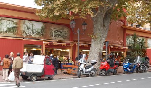 Ventimiglia: sicurezza e igiene, l'Amministrazione dispone la completa chiusura del Mercato coperto nelle ore notturne, investimento da 40 mila euro