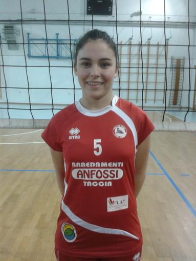 Volley: debutto stagionale con lutto per la under 16F del Volley Team Arma Taggia, è mancato Piero Poggi, papà di Martina