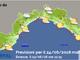 Meteo: le previsioni di Arpal per questo weekend sulla nostra regione (Video)