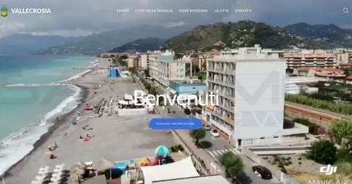 """Vallecrosia: online in nuovo sito turistico e promozionale, Biasi """"Lo avevamo promesso in campagna elettorale, l'immagine della città deve ripartire anche da qui"""""""